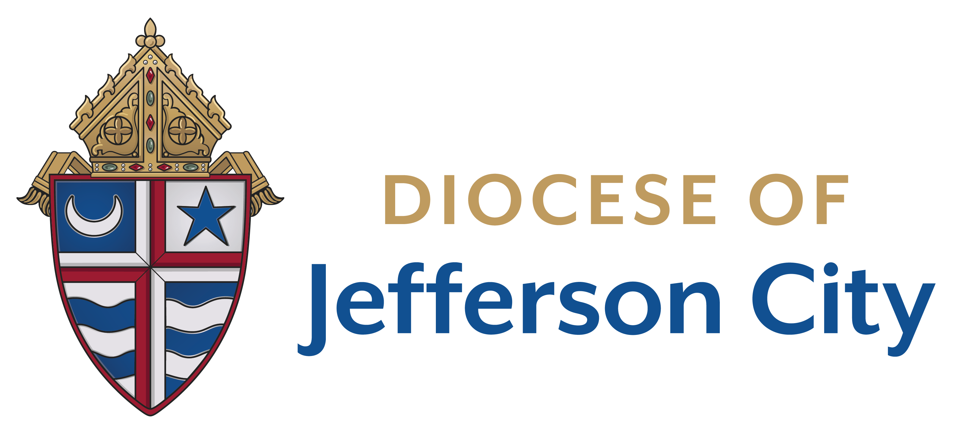 Diocese of Jefferson City Full Color Logo