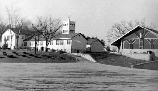 1960chapel And Buildings