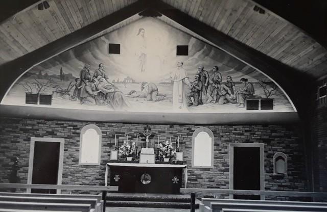 Shikles Mural.1962