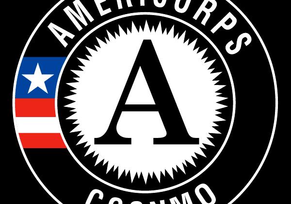 AmeriCorps CCCNMO Logo