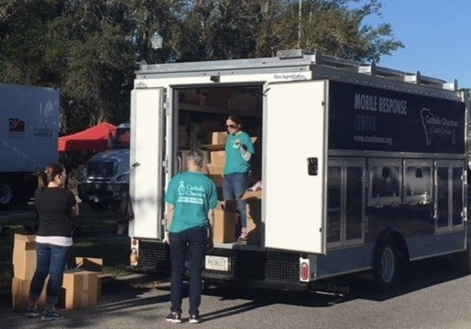 Catholic Charities in diocese is better prepared for disaster relief