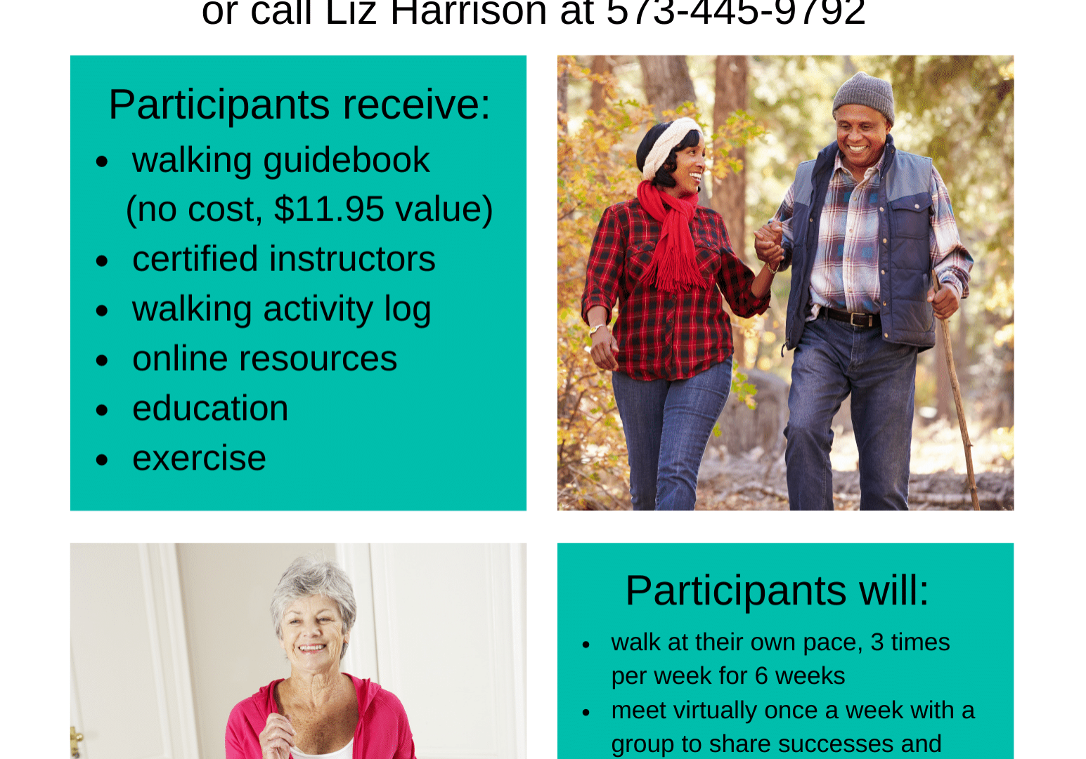 Walk With Ease Flyer 1 10 2 20 2021